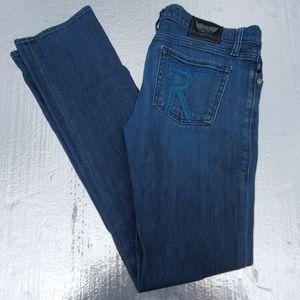 Denim - Rock & Republic Straight Leg Jeans